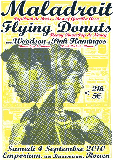Maladroit / Flying Donuts