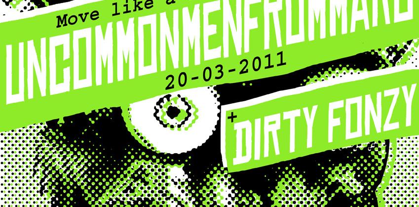 Poster - Unco zoom