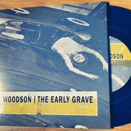 Split Woodson / The Early Grave