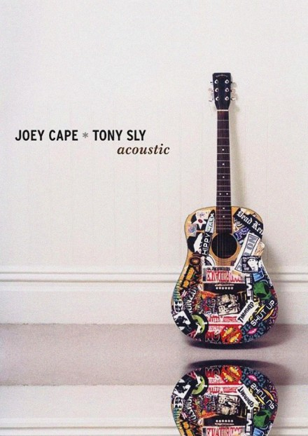 Joey Cape & Tony Sly – Acoustic Vol1 Book