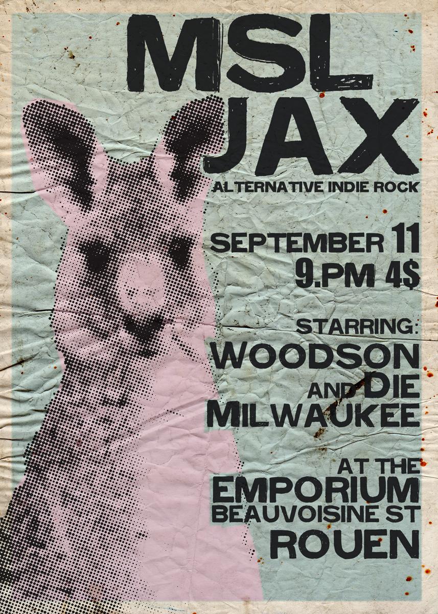 Poster - Msljax