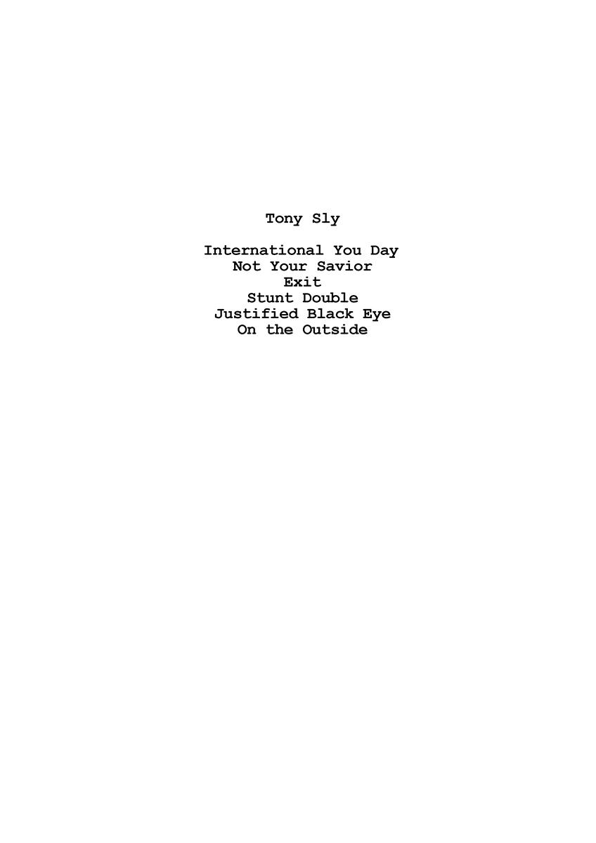 0 Listing Tony Sly copie