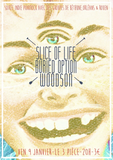 Buried Option / Slice of Life