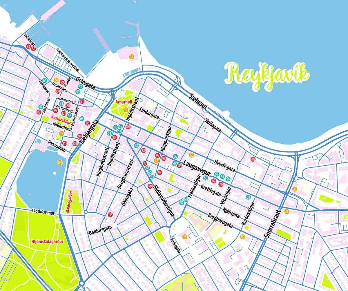 Reykjavik_CentreVille
