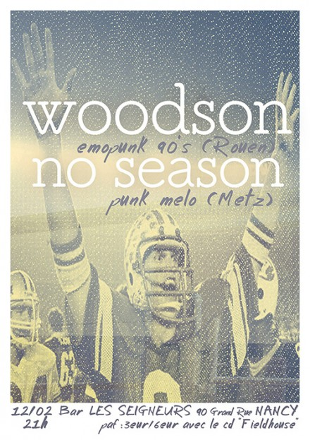 Woodson – No Season