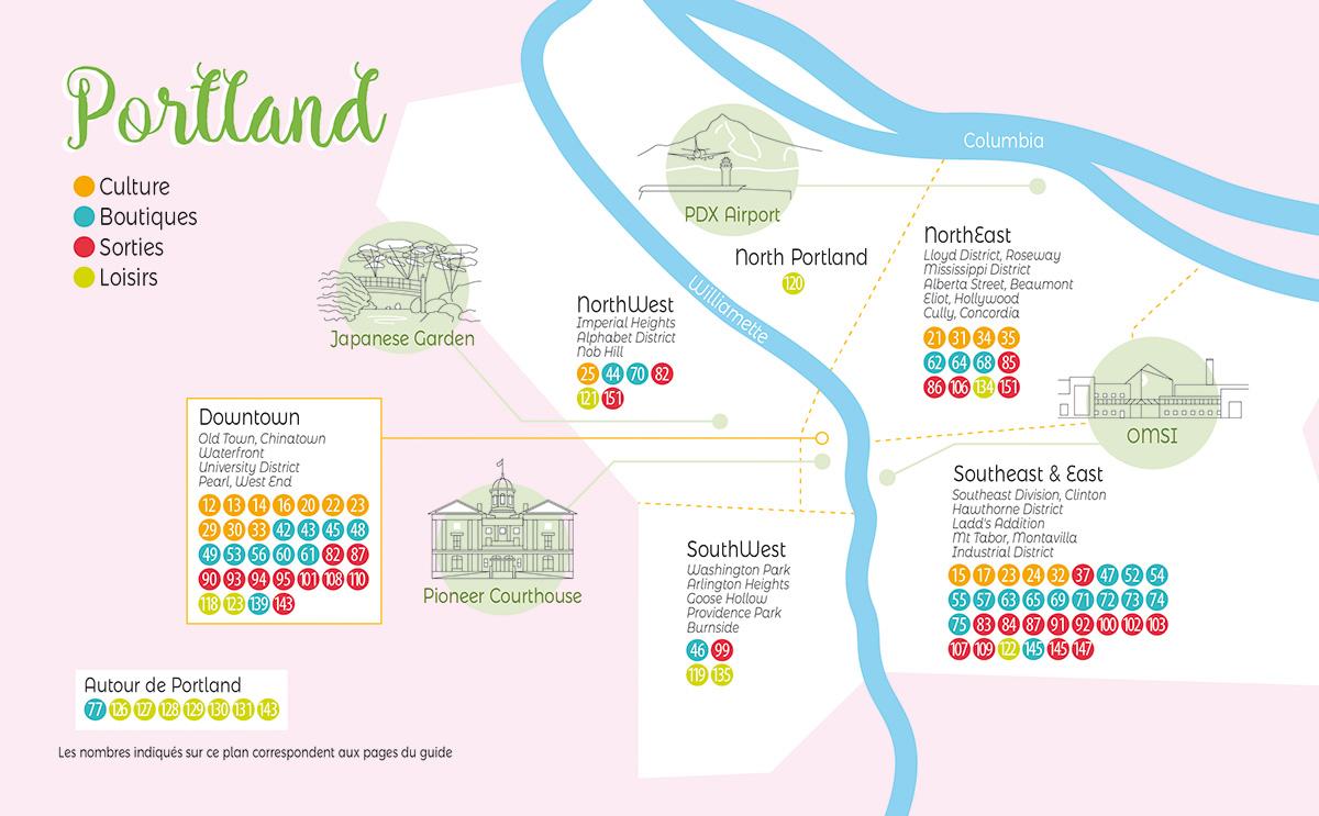 Portland_Quartiers